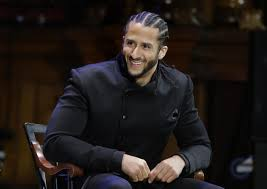 COLIN KAEPERNICK: Publish a Book About His Anthem Protest