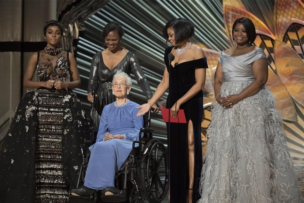 "KATHERINE JOHNSON: NASA mathematician depicted in ""Hidden Figures"" dies at 101"