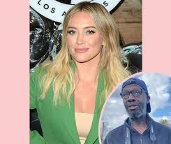"""HILARY DUFF: Confronts """"Creep"""" Who Photographed Her Kids Playing Soccer"""