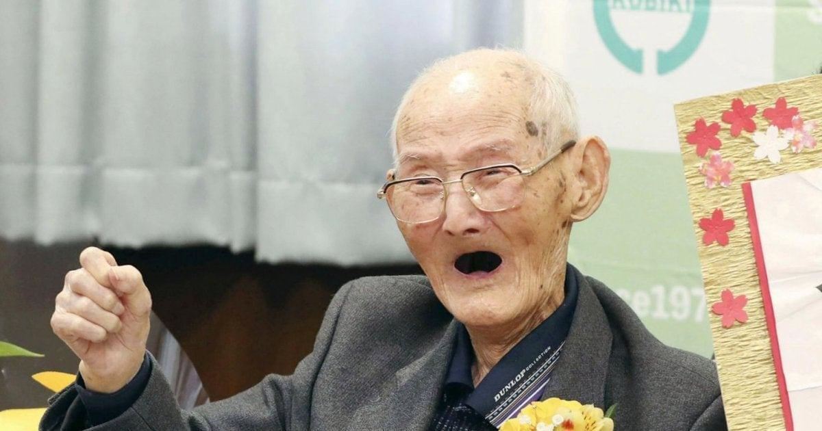 Worlds Oldest Man Dies at 112 years old