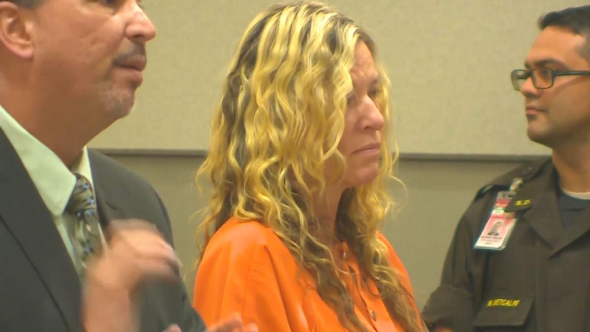 LORI VALLOW: Judge Refuse to Reduce $5 Million Bail