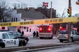 MOLSON COORS PLANT SHOOTING: Six died in Milwaukee