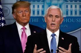 CORONAVIRUS: Trump Appoints Mike Pence Overseer