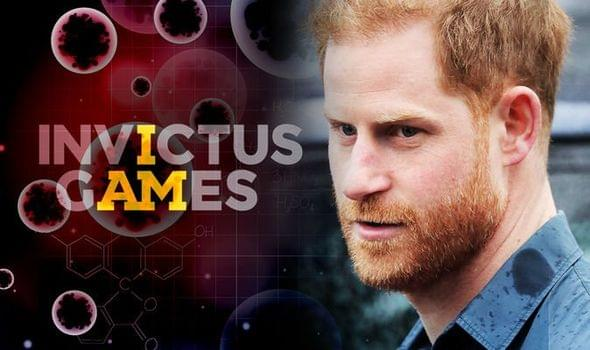 "CORONAVIRUS: ""Chaos"" for Prince Harry Invictus Games"