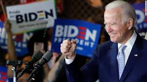 SUPER TUESDAY: Joe Biden in the Lead Over Bernie Sanders