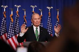 MICHAEL BLOOMBERG: Dropping Out of the Race