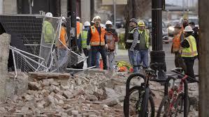 EARTHQUAKE: Salt Lake City Shook Up