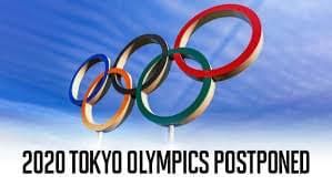 2020 SUMMER OLYMPICS: Postponed Until 2021