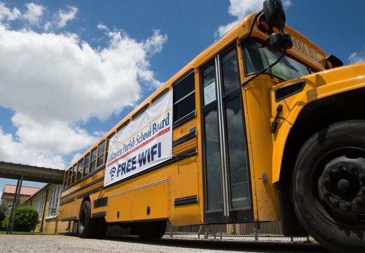 FREE INTERNET FOR LAKE CHARLES STUDENTS