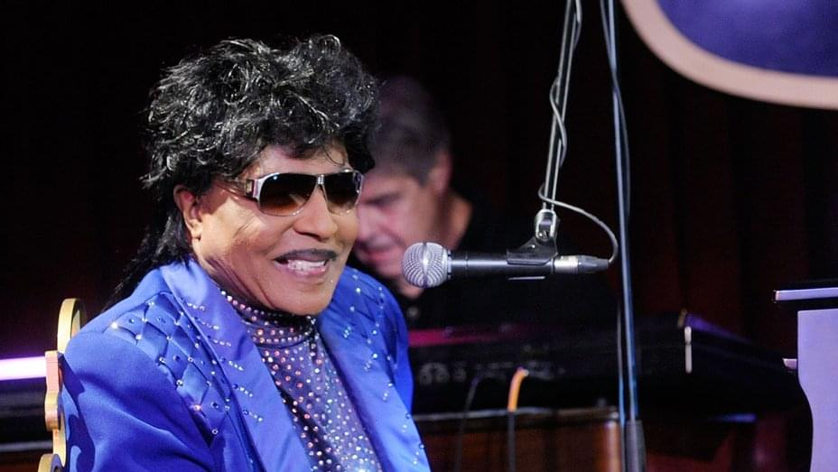 LITTLE RICHARD: Laid To Rest