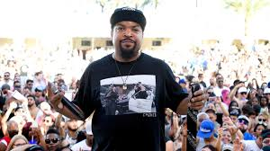 ICE CUBE: Offer Words of Encouragement to Protesters