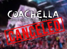 *COACHELLA, STAGECOACH*: Offically Cancelled for 2020