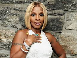 MARY J. BLIGE: Wine Time