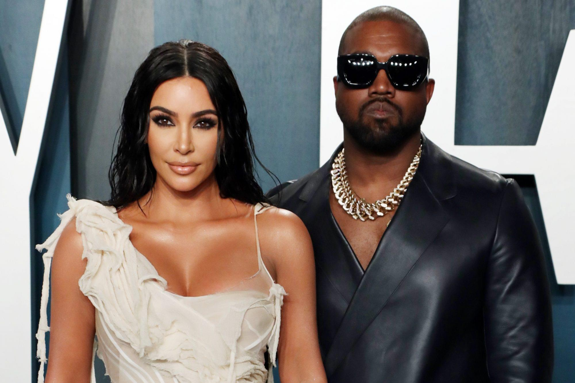 KANYE WEST: Apologizes to Kim