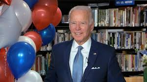 JOE BIDEN: Officially Wins Democratic Nominations with Virtual Vote at DNC