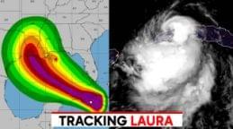 HURRICANE LAURA: Expected to Slam the Gulf Coast Wednesday Night