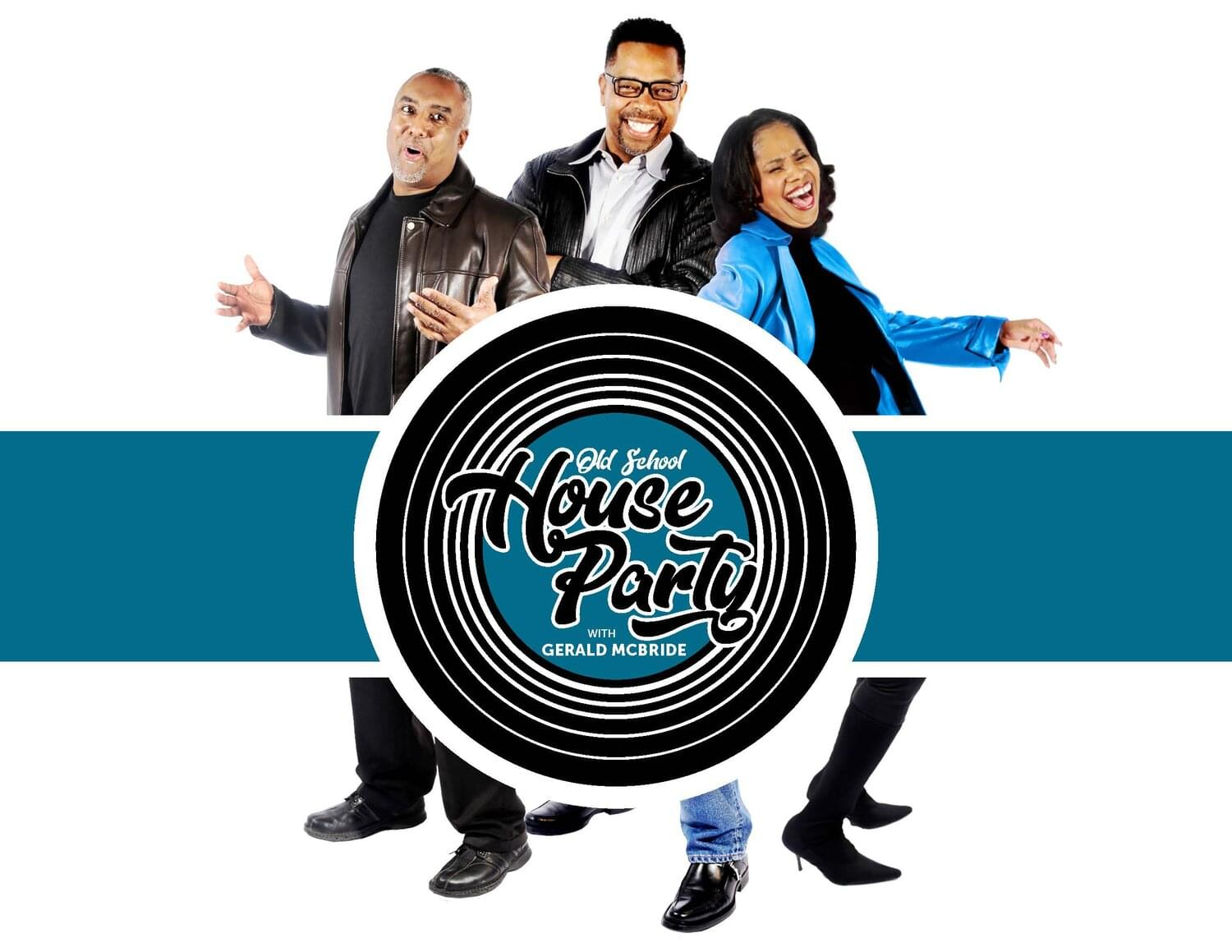 Old School House Party with Gerald McBride