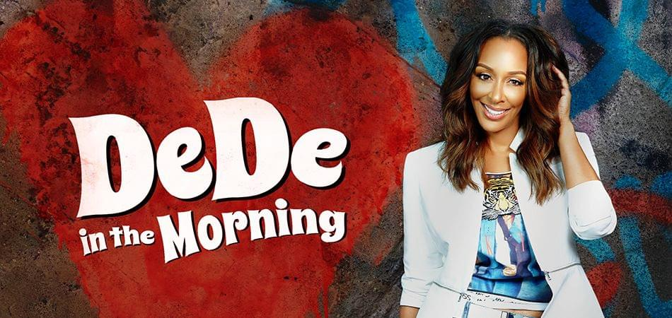 DeDe and her foundation will be awarding five listeners a $2500 tuition scholarship for study at an HBCU.
