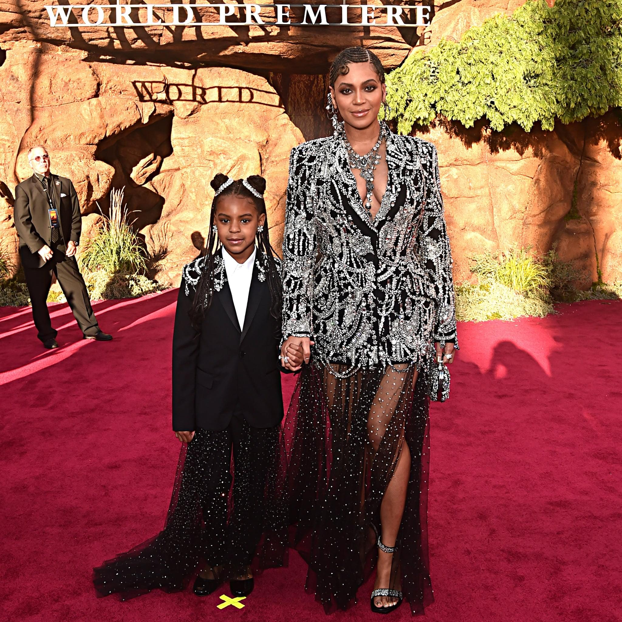 At Just 9 Years Old, Blue Ivy Is Officially a Grammy Winner