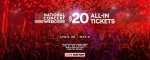 National Concert Week – $20 ALL IN TICKETS