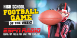 HS Football Game of the Week