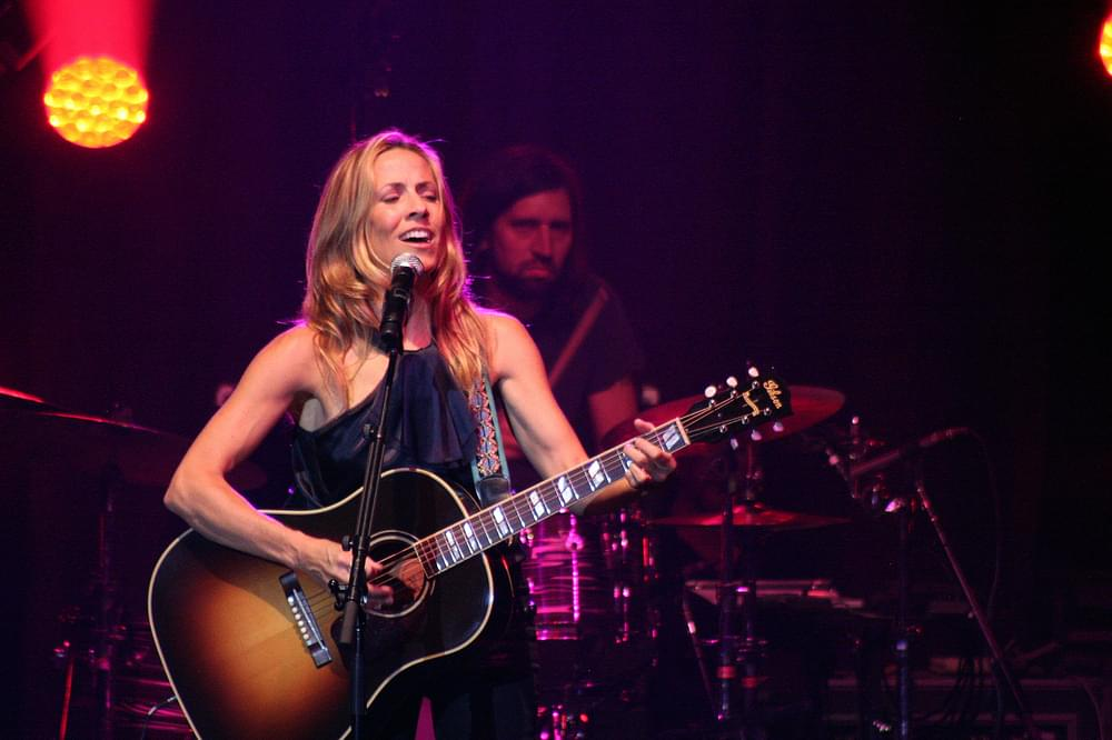 Sheryl Crow in Concert at the Wells Fargo Center for the Arts in Santa Rosa - July 20, 2012