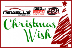 Newell's Christmas Wish 2016