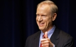 Rauner happy with budget progress