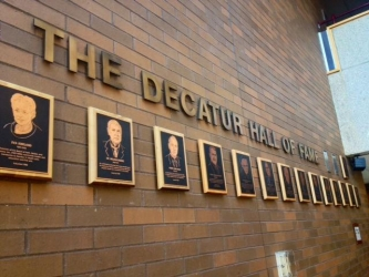 Decatur Hall of Fame