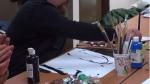 Salvation Army art class
