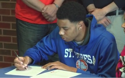 Christian Williams Signing