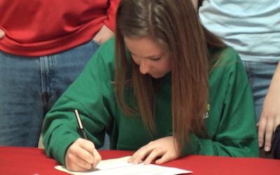 signing j