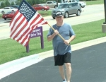 Stephens kicks off annual walk to help wounded warriors