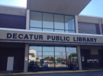 Decatur Public Library Board encouraging city council to make a decision