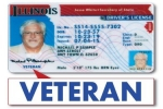 """""""Veteran"""" can now be listed on your driver's license"""