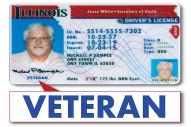Veteran Driver's License