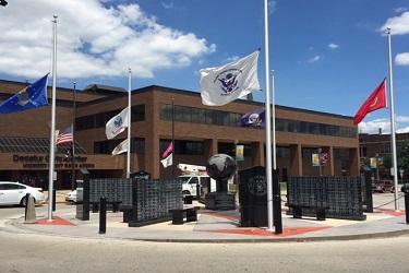 Decatur Civic Center Memorial