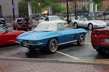 Kool Rides Corvette