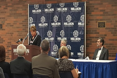 Richland, Millikin transfer agreement