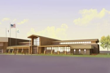 Richland Student Success Center Concept