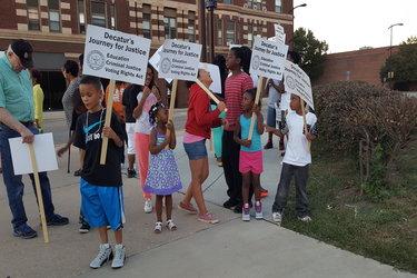 NAACP rally
