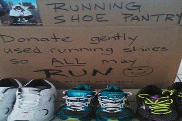 Running Shoe Pantry