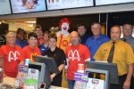 McDonald's efforts benefit the WSOY Community Food Drive