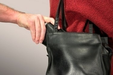 Purse Theft Safety