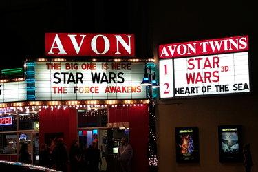 Star Wars at the Avon