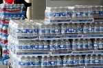 Local efforts increase to send 1,000 cases of water to Flint, Michigan