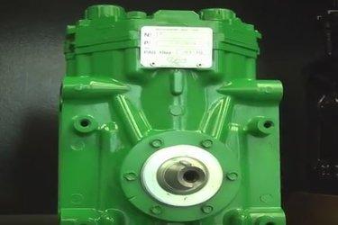 T/CCI 7 million compressor