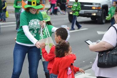 St. Patty's parade 2016