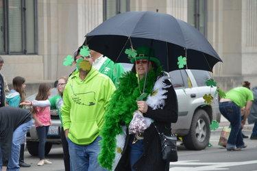 St. Patrick's Parade 2016
