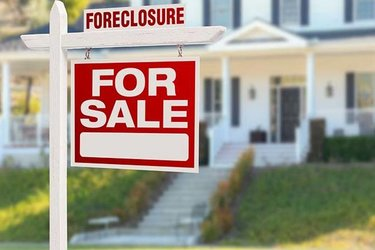 home foreclosed